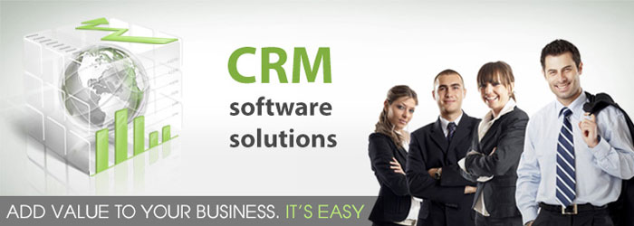 CRM Solutions - Add value to your business strengthen your relationship with customers