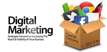 Effective Digital Marketing Services for Small and Medium Size Business
